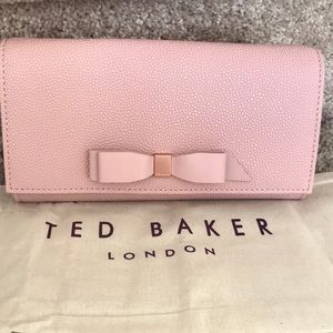 NWT TED BAKER chains wallet